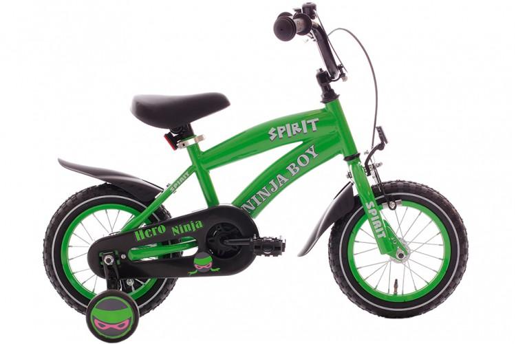 Spirit Ninjaboy groen 12 Inch