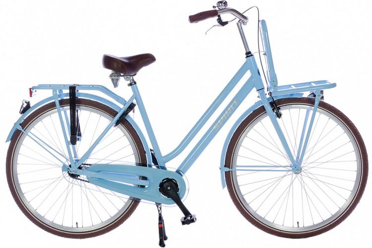 Spirit Urban Blauw Transportfiets 2018