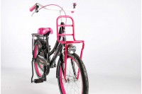 Volare Oma Cherry Zwart-Roze 20 inch
