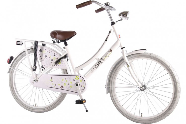 Volare Omafiets Spring Wit 24 inch